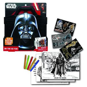 Star Wars On the Go Fun with Darth Vader Case