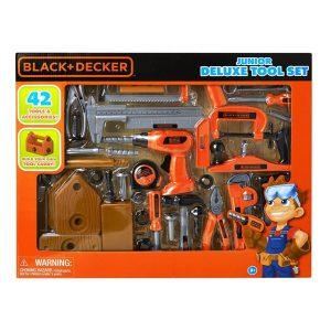 Black and Decker Junior Deluxe Tool Set