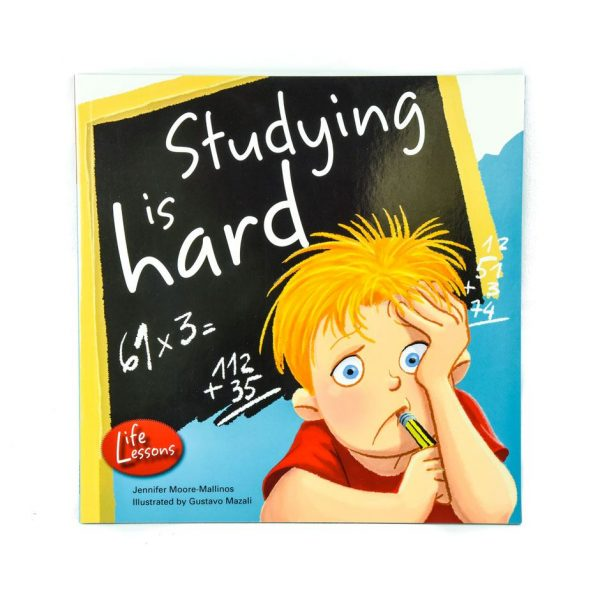Studying is Hard Book