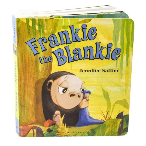Frankie the Blankie Book