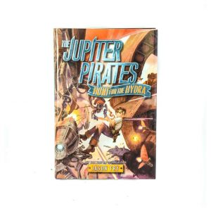 The Jupiter Pirates Hunt for the Hydra Book