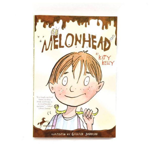 Melonhead Book