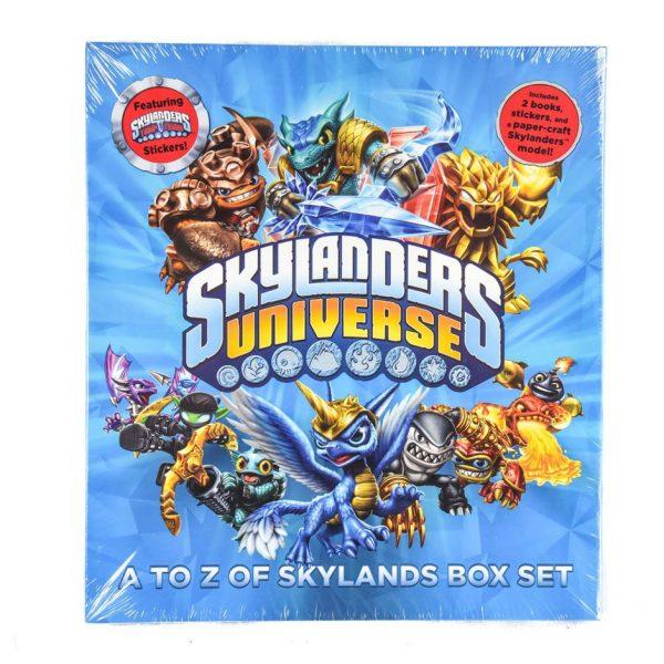 Skylanders Universe A to Z Box Set