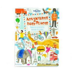 Adventures in Busy Places Activity Book