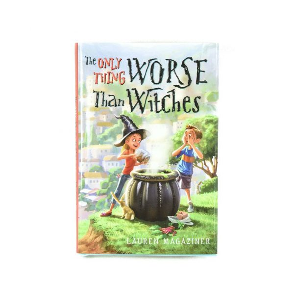 The Only Thing Worse Than Witches Book