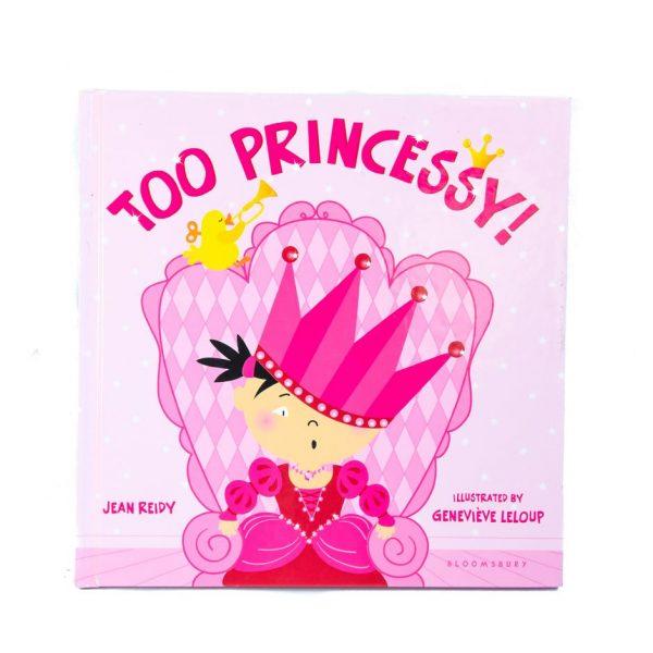 Too Princessy!