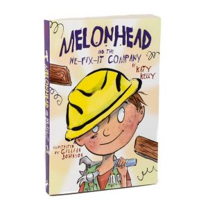 Melonhead and the We-Fix-It Company Book