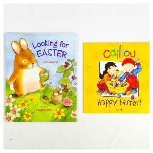 Caillou Easter Set