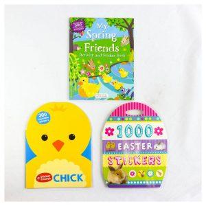 Easter Sticker Books Set