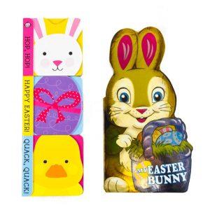 Mini Board Book Easter Set