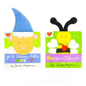 Sleepy Sheep & Bee Set