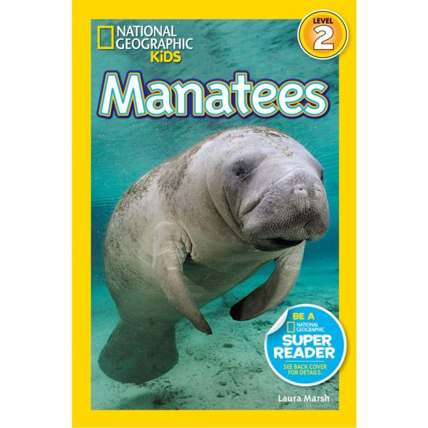 National Geographic Kids Manatees