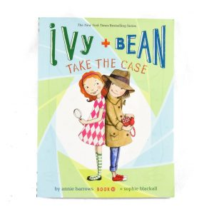 Ivy & Bean Take the Case Book