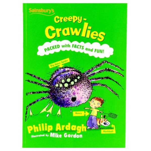 Creepy-Crawlies Packed with Facts and Fun!
