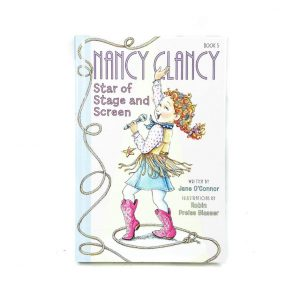 Star of Stage and Screen Nancy Clancy