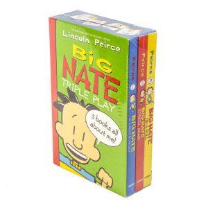 Big Nate Triple Play 3 Bk. Set
