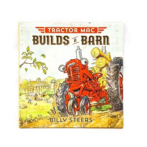 Builds A Barn - Tractor Mac