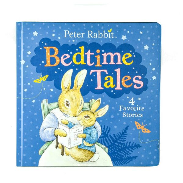 Bedtime Tales Peter Rabbit 4 Stories