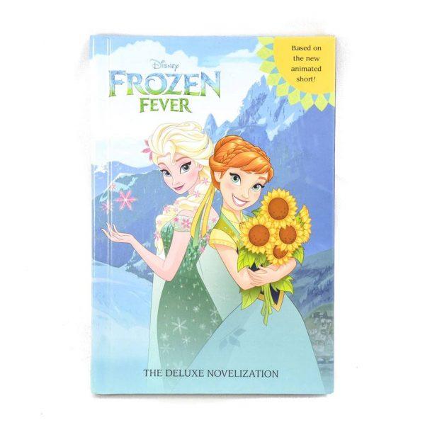 Frozen Fever The Deluxe Novelization