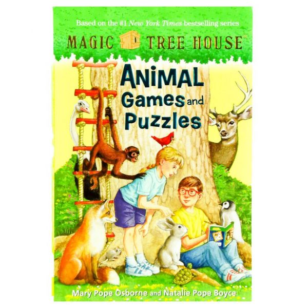 Animal Games and Puzzles