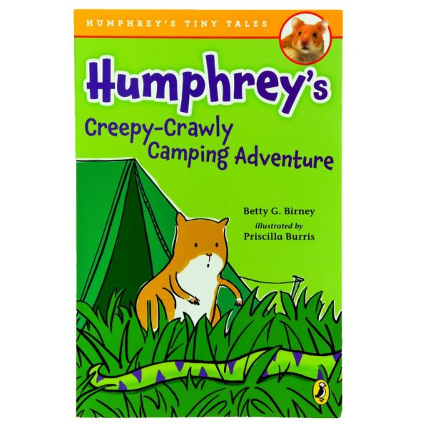 Humphrey's Creepy-Crawley Camping Adventure