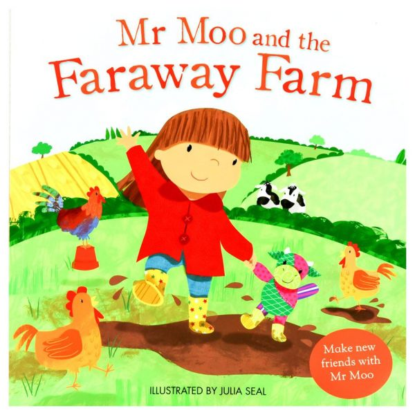 Mr Moo and the Faraway Farm