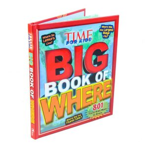Big Book of Where TIME for Kids