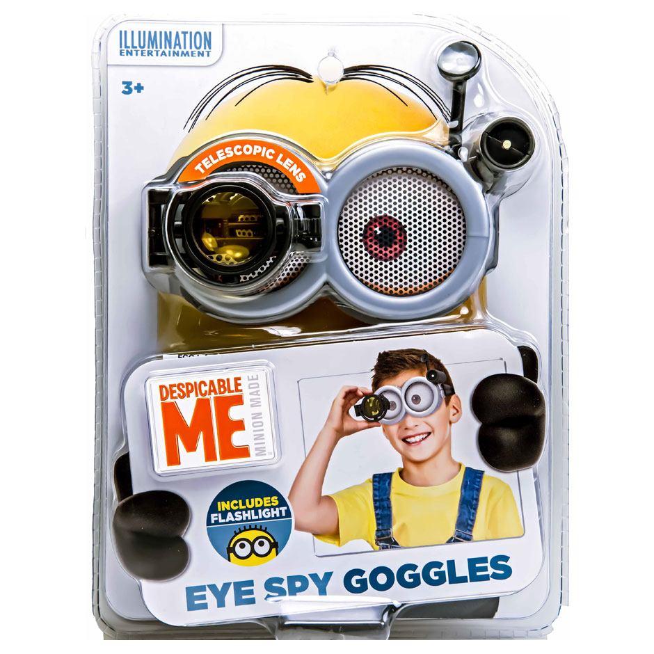 Minions Eye Spy Goggles Samko And Miko Toy Warehouse