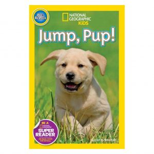 National Geographic Kids Jump Pup