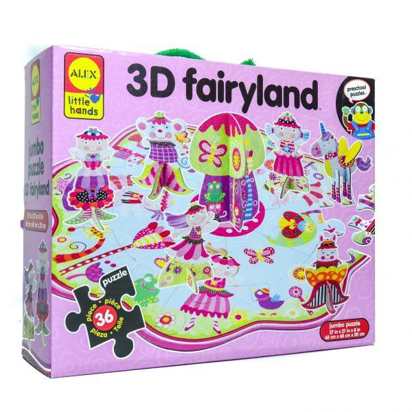 3D Fairyland Puzzle