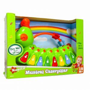 Musical Caterpillar