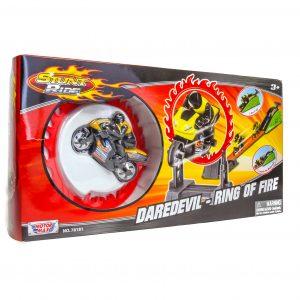 Stunt Ride Daredevil Ring of Fire