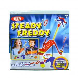 Steady Fready Game