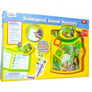 Endangered Animal Discovery