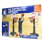 NBA Kid`s Basketball Court
