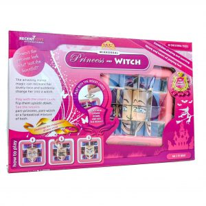 Princess and Witch #D Puzzle