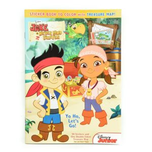 Jake and the Neverland Pirates: Jake Yo Ho, Let's Go!