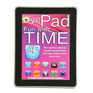 Eye Pad Fun with Time