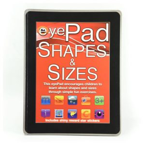 Eye Pad Shapes & Sizes