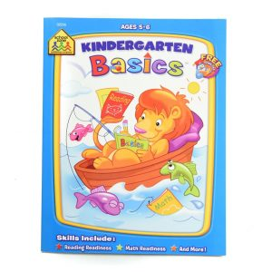 Kindergarten Basics Ages 5-6