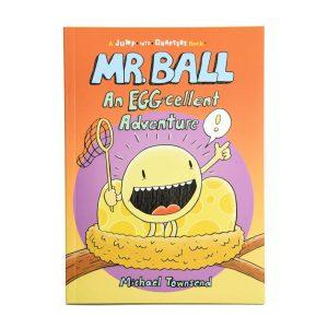 Mr.Ball An Egg-cellent Adventure