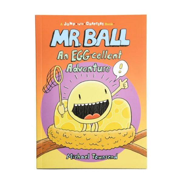 Mr.Ball An Egg-cellent Adventure