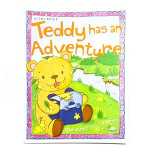 Teddy Has an Adventure