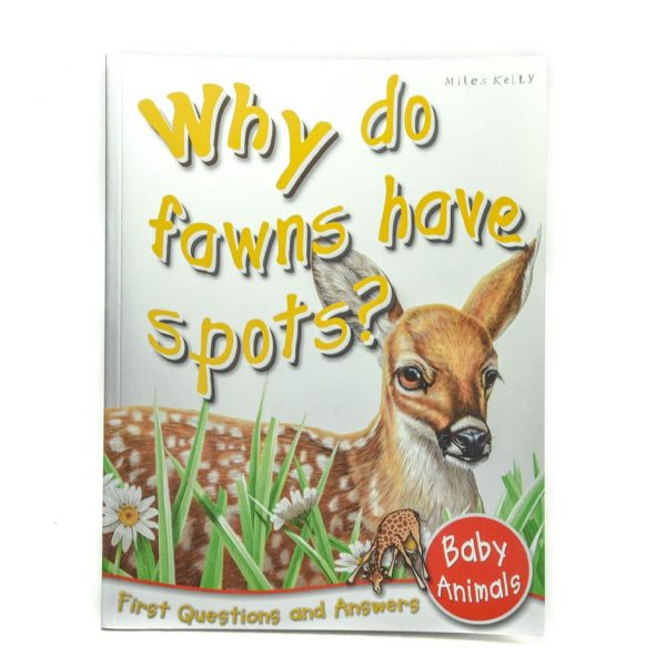 Why do Fawns Have Spots?