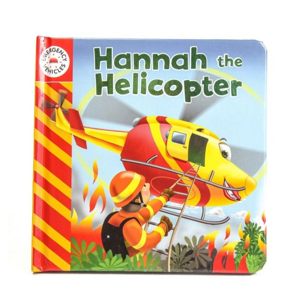 Hannah the Helicopter