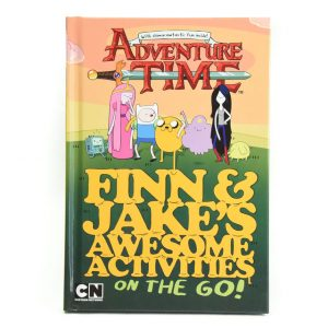 Adventure Time Finn & Jake's Awesome Activities