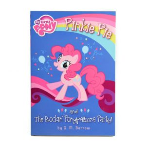My Little Pony: Pinkie Pie and the Rockin Ponypalooza Party!