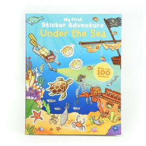 Under the Sea Sticker Adventure
