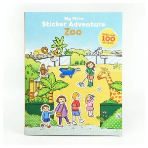 Zoo My First Sticker Adventure