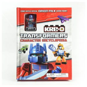 Transformers Character Encyclopedia